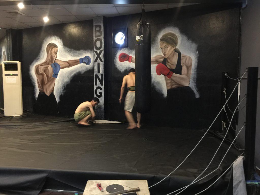 thi-cong-noi-that-san-dau-boxing